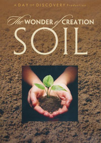 DVD Wonder of Creation  SOIL