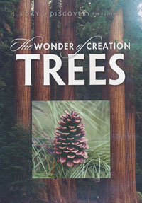 DVD Wonder of Creation TREES