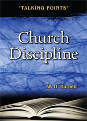 Church Discipline (booklet)  ECS