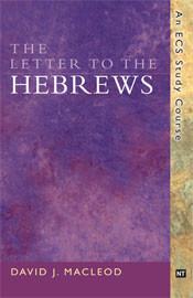 Letter to the Hebrews  ECS