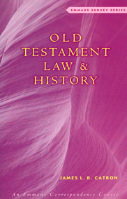 Old Testament Law & History  ECS