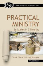 ESN Vol 4 Practical Ministry and Studies in 2 Timothy