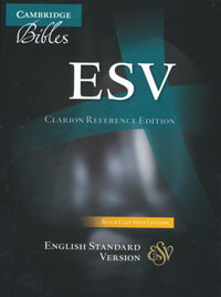 ESV Cambridge Clarion Reference Bible
