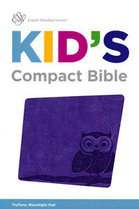 ESV Kids Compact Bible Moonlight Owl