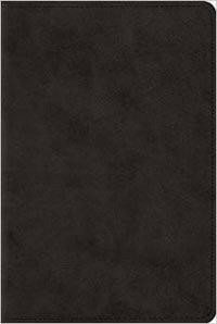 ESV Readers Bible Black