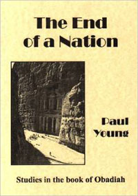 End of a Nation: Studies of Obadiah