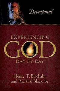 Experiencing God Day By Day Devotional