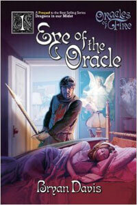 Eye of the Oracle (Oracles of Fire Series Book #1)
