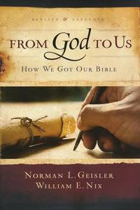 From God to Us: How We Got Our Bible Revised & Expanded