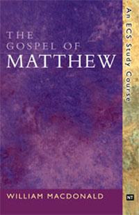 Gospel of Matthew  ECS