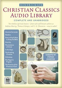 Hendrickson Christian Classics Audio Library MP3
