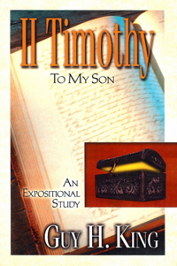 2 Timothy To My Son