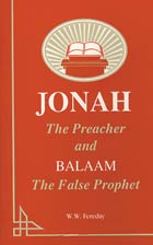 Jonah and Balaam
