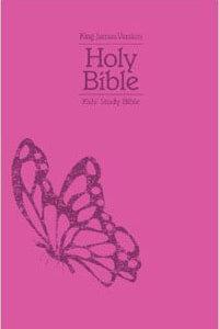 KJV Kids Study Bible (pink)