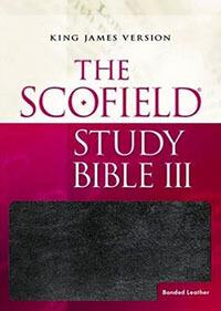 KJV Scofield Study Bible III hardcover