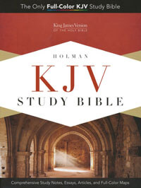 KJV Study Bible Holman