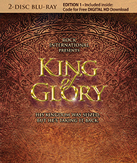 2-Disc Blu-Ray King Of Glory (2 Disc Set)