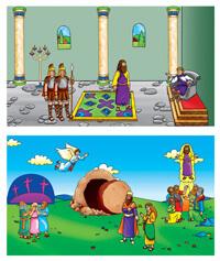 Beginners Bible: Easter #21810