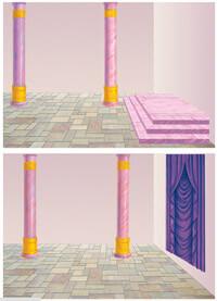 Throne Room Overlay - small #4209