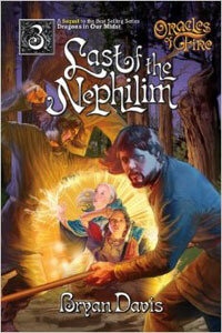 Last of the Nephilim (Oracles of Fire Series Book #3)
