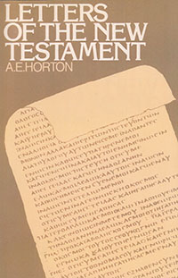 Letters of the New Testament O/P
