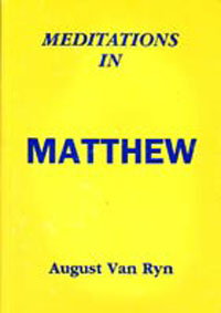 Meditations in Matthew  ECS