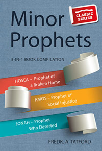 Minor Prophets Book 2 Hosea Amos Jonah CLASSIC SERIES