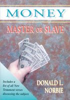 Money Master Or Slave