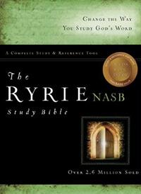 NASB Ryrie Study Bible