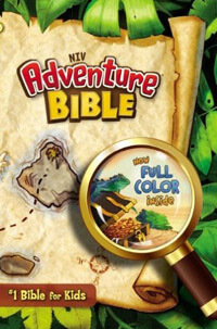 NIV Adventure Bible Full Color INDEXED