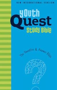 NIV Youth Quest Study Bible HC