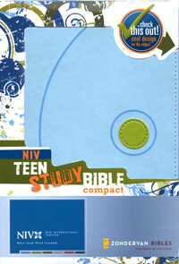 NIV Teen Study Compact Bible