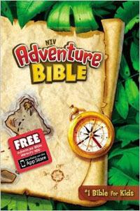 NIV Adventure Bible (revised) HC