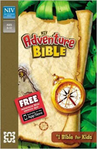 NIV Adventure Bible (revised) PB