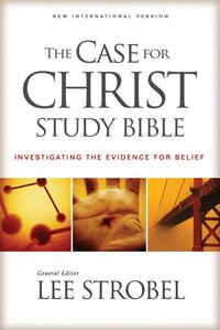 NIV Case For Christ Study Bible HC