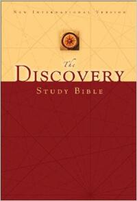 NIV Discovery Study Bible  HC