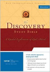 NIV Discovery Study Bible