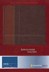 NIV Life Application Study Bible (Revised)