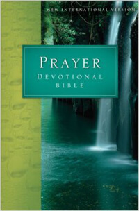 NIV Prayer Devotional Bible HC