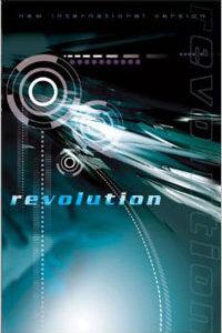 NIV Revolution Bible For Teen Guys (Updated) HC