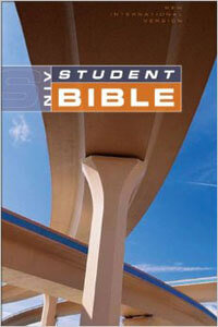 NIV Student Bible Revised (Indexed)