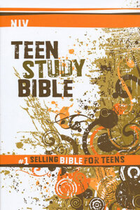 NIV Teen Study Bible  HC