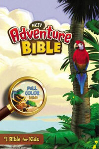 NKJV Adventure Bible Full Color HC