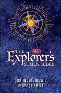 NKJV Explorers Study Bible HC