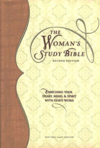 NKJV Womans Study Bible 2nd Edition* HC