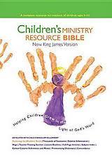 NKJV Childrens Ministry Resource Bible