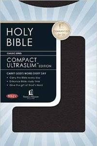 NKJV Compact Ultraslim Bible*