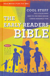 NKJV Early Readers Bible HC