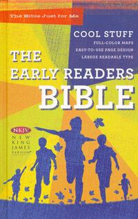 NKJV Early Readers Bible HC