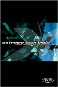 NKJV Extreme Teen Bible Hardcover